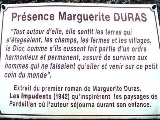 chambre-hote-nature-les3vignobles-MargueriteDuras